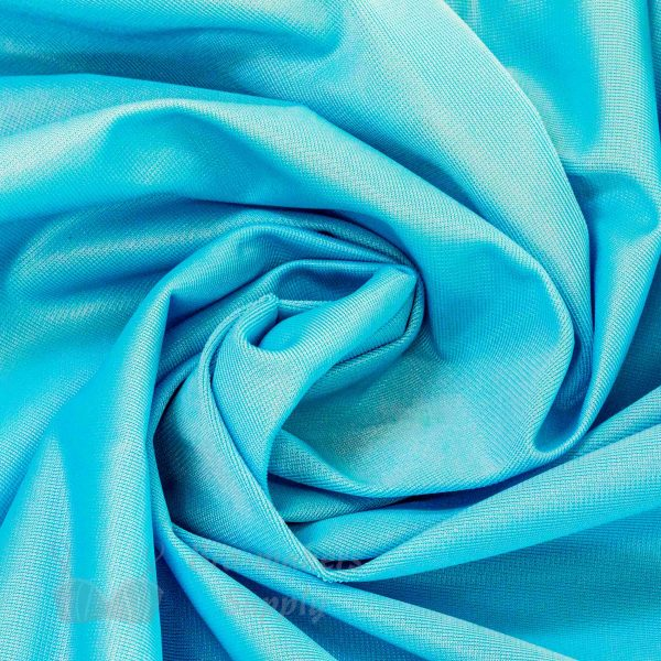 duoplex fabric turquoise