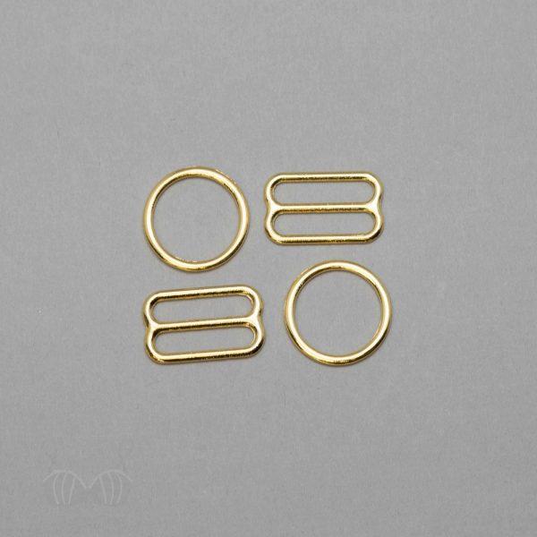 rings & sliders gold
