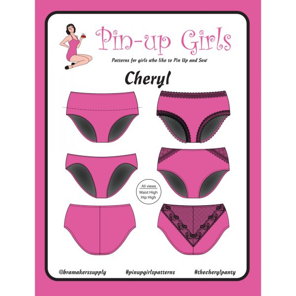 Cheryl panty pattern