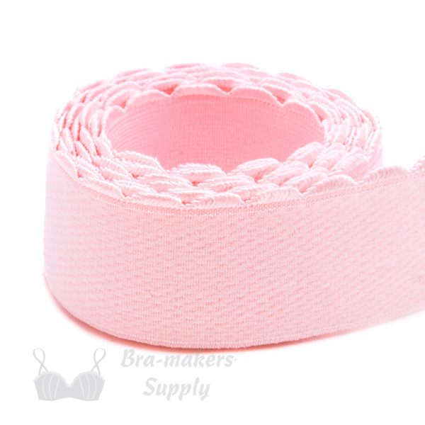 top band elastic pink